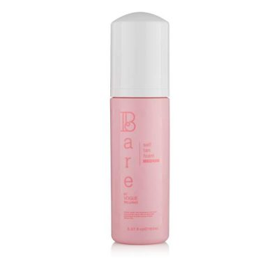 Bare by Vogue -Self Tan Foam – Medium