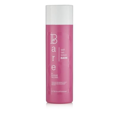 Bare by Vogue -Self Tan Lotion Dark
