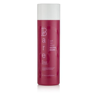 Bare by Vogue – Self Tan Lotion Ultra Dark