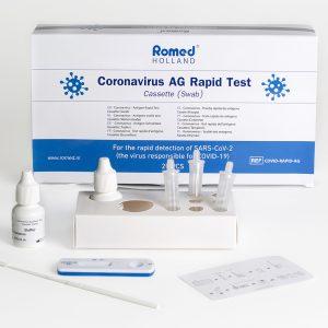 Covid-19 Antigen Rapid Testing Kit